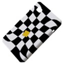 Dropout Yellow Black And White Distorted Check Samsung Galaxy Tab 7  P1000 Hardshell Case  View4
