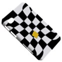 Dropout Yellow Black And White Distorted Check Samsung Galaxy Tab 7  P1000 Hardshell Case  View5