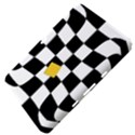 Dropout Yellow Black And White Distorted Check Samsung Galaxy Tab 8.9  P7300 Hardshell Case  View4