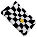 Dropout Yellow Black And White Distorted Check Samsung Galaxy Tab 8.9  P7300 Hardshell Case  View5