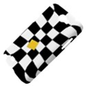 Dropout Yellow Black And White Distorted Check Samsung Galaxy Note 2 Hardshell Case View4
