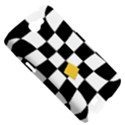 Dropout Yellow Black And White Distorted Check Samsung Galaxy Note 2 Hardshell Case View5