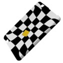 Dropout Yellow Black And White Distorted Check Kindle Fire HD 8.9  View4