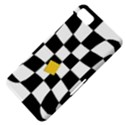 Dropout Yellow Black And White Distorted Check BlackBerry Z10 View4