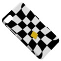 Dropout Yellow Black And White Distorted Check BlackBerry Z10 View5
