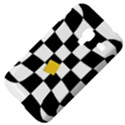 Dropout Yellow Black And White Distorted Check Samsung Galaxy Ace Plus S7500 Hardshell Case View4