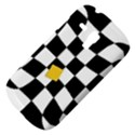 Dropout Yellow Black And White Distorted Check Samsung Galaxy S3 MINI I8190 Hardshell Case View4