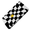 Dropout Yellow Black And White Distorted Check Samsung Galaxy Tab 3 (8 ) T3100 Hardshell Case  View4
