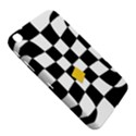 Dropout Yellow Black And White Distorted Check Samsung Galaxy Tab 3 (8 ) T3100 Hardshell Case  View5