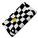 Dropout Yellow Black And White Distorted Check Samsung Galaxy Tab 4 (7 ) Hardshell Case  View4