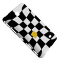 Dropout Yellow Black And White Distorted Check Samsung Galaxy Tab 4 (7 ) Hardshell Case  View5