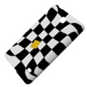 Dropout Yellow Black And White Distorted Check Samsung Galaxy Tab 4 (8 ) Hardshell Case  View4
