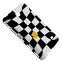 Dropout Yellow Black And White Distorted Check Samsung Galaxy Tab 4 (8 ) Hardshell Case  View5