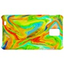 Happy Multicolor Painting Samsung Infuse 4G Hardshell Case  View1