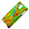 Happy Multicolor Painting Samsung Infuse 4G Hardshell Case  View4