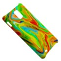 Happy Multicolor Painting Samsung Infuse 4G Hardshell Case  View5