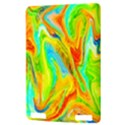 Happy Multicolor Painting Kindle Touch 3G View3