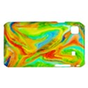 Happy Multicolor Painting Samsung Galaxy S i9008 Hardshell Case View1