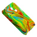 Happy Multicolor Painting Samsung S3350 Hardshell Case View5