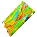 Happy Multicolor Painting Apple iPad 2 Hardshell Case View4