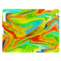 Happy Multicolor Painting Apple iPad 3/4 Hardshell Case View1