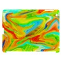 Happy Multicolor Painting Apple iPad 3/4 Hardshell Case (Compatible with Smart Cover) View1