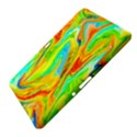 Happy Multicolor Painting Samsung Galaxy Tab 10.1  P7500 Hardshell Case  View4