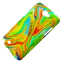 Happy Multicolor Painting Samsung Galaxy Note 2 Hardshell Case View4