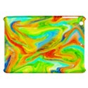 Happy Multicolor Painting Apple iPad Mini Hardshell Case View1