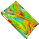 Happy Multicolor Painting Apple iPad Mini Hardshell Case View5