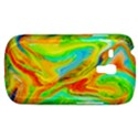 Happy Multicolor Painting Samsung Galaxy S3 MINI I8190 Hardshell Case View1