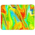 Happy Multicolor Painting Samsung Galaxy Tab 7  P1000 Flip Case View1