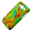 Happy Multicolor Painting Samsung Galaxy Win I8550 Hardshell Case  View4