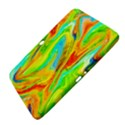 Happy Multicolor Painting Samsung Galaxy Tab 3 (10.1 ) P5200 Hardshell Case  View4