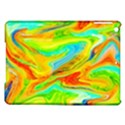 Happy Multicolor Painting iPad Air Hardshell Cases View1