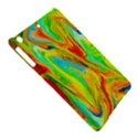 Happy Multicolor Painting iPad Air Hardshell Cases View5