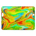 Happy Multicolor Painting Kindle Fire HDX Hardshell Case View1