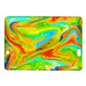 Happy Multicolor Painting Kindle Fire HDX 8.9  Hardshell Case View1