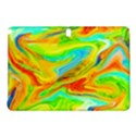 Happy Multicolor Painting Samsung Galaxy Tab Pro 12.2 Hardshell Case View1