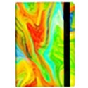 Happy Multicolor Painting iPad Air Flip View2