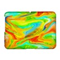 Happy Multicolor Painting Amazon Kindle Fire (2012) Hardshell Case View1