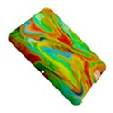 Happy Multicolor Painting Amazon Kindle Fire (2012) Hardshell Case View5