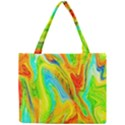 Happy Multicolor Painting Mini Tote Bag View1