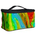 Happy Multicolor Painting Cosmetic Storage Case View2