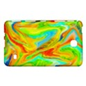 Happy Multicolor Painting Samsung Galaxy Tab 4 (7 ) Hardshell Case  View1