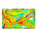 Happy Multicolor Painting Samsung Galaxy Tab S (8.4 ) Hardshell Case  View1