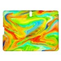 Happy Multicolor Painting Samsung Galaxy Tab S (10.5 ) Hardshell Case  View1