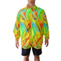 Happy Multicolor Painting Wind Breaker (Kids) View1
