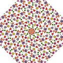 Doodle Pattern Straight Umbrellas View1