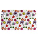 Doodle Pattern Samsung Galaxy Note 1 Hardshell Case View1